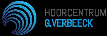 G. Verbeeck Hoorcentrum Logo